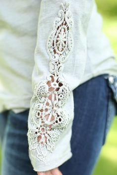 Embellish Your Story Long Sleeve Top