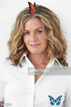 Elisabeth Shue Stock Pictures, Royalty-free Photos & Images  <br> Hiit Workouts For Beginners, Fun Workouts, At Home Workouts, Elisabeth Shue, Slim Thighs, Workout Songs, Squat Workout, High Intensity Interval Training, Morning Yoga