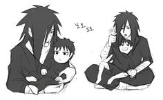 Madara and his son