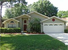 NEW  FOR SALE: 7329 Hideaway Trl, New Port Richey, FL, 34655 - $165,000. NOT A SHORT SALE ! HOME WARRANTY ! Tremendous location in highly desired Natures Hideaway just north of the Pasco county line in the Trinity area. Beautifully landscaped 3/2 split plan home meticulously maintained in a park like setting. OWNER MOTIVATED SO MAKE OFFER TODAY ! — My Florida Regional MLS #: H2079224