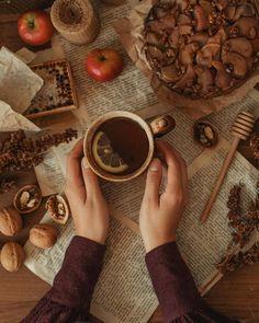 Cozy Aesthetic, Autumn Aesthetic, Brown Aesthetic, Flat Lay Photography, Autumn Photography, Hygge, Lexa Y Clarke, Cider House, Autumn Cozy