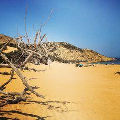 #Gavdos -Agios Ioannis beach #Crete #Greece