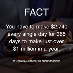"""""""After reading this fact, does becoming a millionaire seem that hard? I am humbled to be recently interviewed by Foundr Magazine ( Foundr Magazine, I Will Succeed, How To Make Money, How To Become, Entrepreneur Magazine, Marcus Garvey, Honest Quotes, Become A Millionaire, Young Entrepreneurs"""