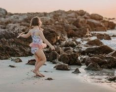 Girls Bathing Suits - Izmal Dusty Rose Floral Let her spend her days catching rays and splashing away in our uniquely designed lovable Kryssi Kouture Exclusive swimsuits! Our swimsuits come in a style for every little & big gal.