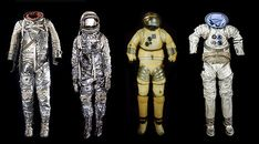 """expose-the-light: """"Evolution Of The Spacesuit Spacesuits: The Smithsonian National Air and Space Museum Collection, by Amanda Young, photographs by Mark Avino """" Pyjamas, Nasa, Amanda Young, Astronaut Suit, Space Fashion, Space Projects, Air And Space Museum, News Space, Space Photos"""