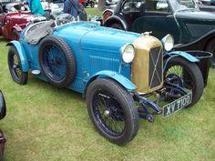 Salmson Gran Sport (1924-30) Engine 1100cc