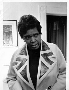 IOP Fellow Barbara Jordan, the first southern black female elected to the United States House of Representatives, in 1972. #history #politics