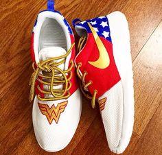 Wonder Woman roshes