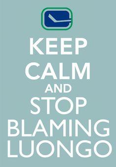 !!!!!!!!!!!!! Vancouver Canucks, Keep Calm, Hockey, Lol, Stay Calm, Field Hockey, Relax, Fun, Ice Hockey