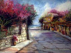 Promised Land Beauty by Mikhail Savchenko Promised Land, Landing, Wall Art, Beauty, Cosmetology, Wall Decor