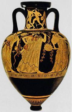 Anfora del pittore di Kleophrades