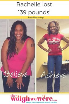 139 Pounds Lost:  The Biggest Hurdle is Doubt