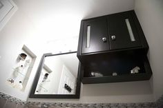 Best Bathroom Cabinets over Toilet Ideas - http://www.gorgeesdefoutre.com/best-bathroom-cabinets-over-toilet-ideas/ : #IndoorIdeas Bathroom cabinet over toilet will be amazing to become space saver furniture design that applicable into small bathrooms for significant beauty and functionality quite effectively. Over toilet space saver has been very popular in the effort to make much finer bathroom space at high value of...