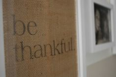 Print directly onto Burlap from  your printer