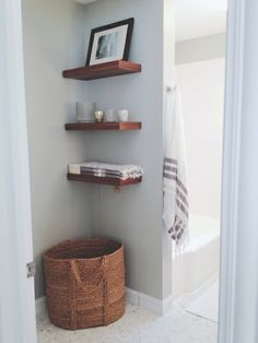 Bathroom Before and After » The Wits