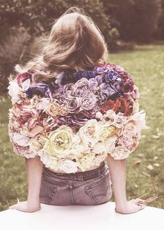 Covered in Flowers   Boho