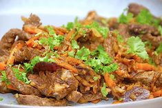 Wok, Always Hungry, Pulled Pork, Japchae, Stir Fry, Fries, Avocado, Beef, Cooking