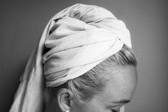 TRY AIR DRYING YOUR HAIR (PLOPPING OPTIONAL) - Ladyland - thisisladyland.com