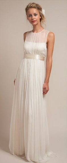 Wedding Dresses 6 Super Lovely For The Laid Back Bride Which