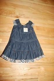 Burberry Girls Dress  Price: $40.00