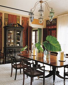 Bon A List. Dining Room ...