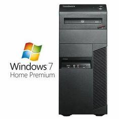 Calculator Refurbished ThinkCentre Core Win 7 Home 250 GB HDD, DVD Writer, doar la Diablos Computer. Transport gratuit oriunde in tara. Calculator, Filing Cabinet, Home Appliances, Windows, Storage, Core, Products, House Appliances, Purse Storage