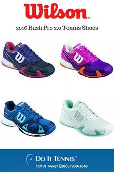24effe7d3480 Wilson Rush Pro 2.0. Wilson SportWilson GolfWilson Tennis ShoesPro ...