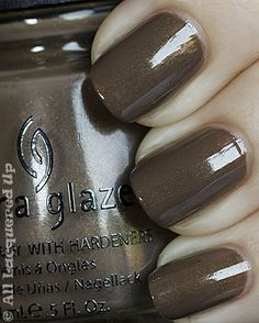 "China Glaze Ingrid, Vintage Vixen ""Hotsy Totsy"" Collection 2010  Swatches & Review from All Lacquered Up"