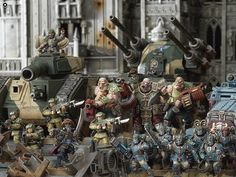 astra militarum taurox | Wargames, Warhammer & Miniatures News: Bell of Lost Souls