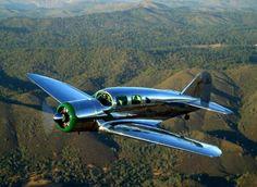 Nice Bird Air Birds, The Art Of Flight, Aircraft Images, Aircraft Propeller, Bush Plane, Plane Photos, Old Planes, Vintage Airplanes, Automotive Art