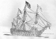 Cuaderno de Historia, J. Ossorio: La batalla naval de los Santos, John Richard Hale