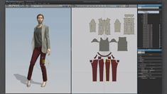3D服裝設計軟體-Marvelous Designer 3 - CG 資訊區 CG News - GRAB C4D 論壇【邀請註冊】 - Grabbing The Heart Of 3D Users - Powered by Discuz!