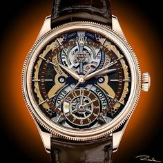 $4-million Watch New Rolex Cellini Tourbillon with Louis Moinet Movement Try our App (see link in bio) #watches #CRMJewelers #wristwatch #mensfashion - CRM Jewelers - Google+