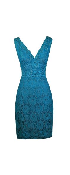 @samshelt1 There is also this one, which I really like.  Lily Boutique Lorena Lace Bodycon Dress in Teal Blue, $36 Teal Blue Lace Dress, Teal Lace Bodycon Dress, Teal Lace Party Dress www.lilyboutique.com