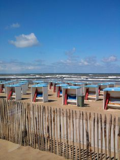 Katwijk aan Zee. Where I used to go on vacation when I was a little kid.