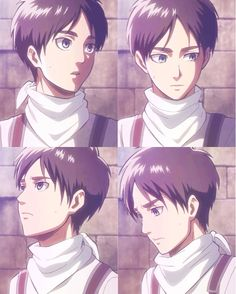 Eren's anxious whether he cleaned enough or not Eren: Is this clean enough? No. What if Heichou sees this and gets mad, I probably should clean from square one.