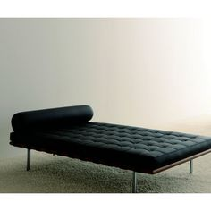 Industrial Daybed Designed By Indenfor Udenfor The Is Composed Of An Old Leather Gymnastic Mat Fr