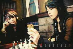 Vamps K.A.Z and Hyde
