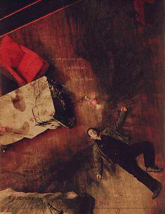 One of the saddest deaths for me on SPN Gabriel #Supernatural #AngelDeath