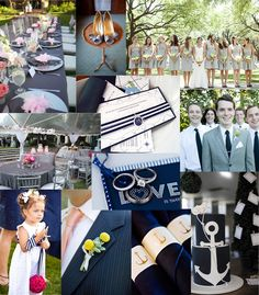 navy blue, gray, and orange wedding ideas   Navy and grey wedding color palette, navy blue inspiration, grey real ...