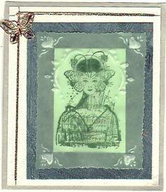 Vellum Card