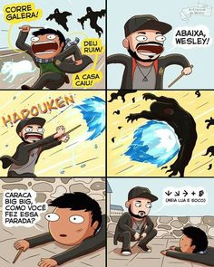 Otaku Meme, Geek Games, Street Fighter, Depressed, Hogwarts, Anime, Funny Memes, Geek Stuff, Cartoon