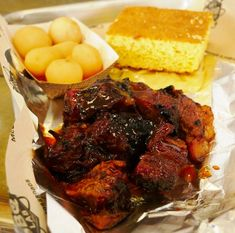 First Take: Redneck BBQ Lab in Benson, a Destination for Smoked Meat Lovers ~ #nctriangledining #barbeque #burntends #smokedmeats #ncrestaurantreview #ncfood #ncrestaurant  #nceats #bensonnc