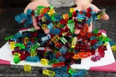 Make Your Own Stackable LEGO Gummies   Mental Floss