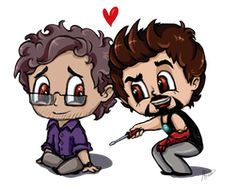 Sciencebros- Trucey Chibi + by Michael-Richter