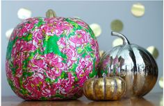 LILLY PULITZER PUMPKIN // popcosmo - DailyBuzz Style