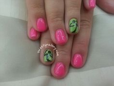 #Instanails #nailart #handpainted #freehand www.sweetynailsny.com Nail Design