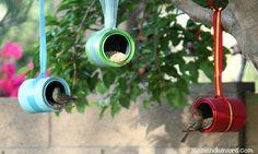 ONLY HANDMADE loves: DIY: haal de vogels in je tuin met deze zelfgemaakte vogelvoeders