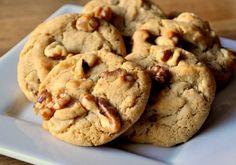 Honey Walnut Cookies