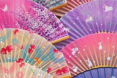 Making Japanese Fans with Children | eHow